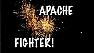 Appache Fighter 200 gram Cake