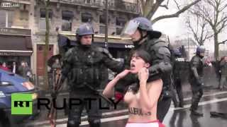 Repeat youtube video Manif'