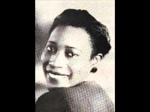 Georgia White - Was I Drunk 1936 Jazz - Blues