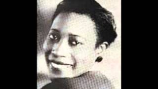Georgia White - Was I Drunk 1936 Jazz - Blues