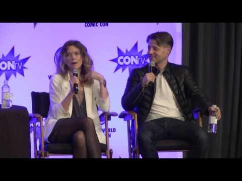 CONtvLive: Gotham's Erin Richards REVEALS Barbara's Status