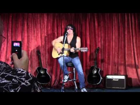 Paul Stanley  Nowhere to Run KK5 2015 Private gig.