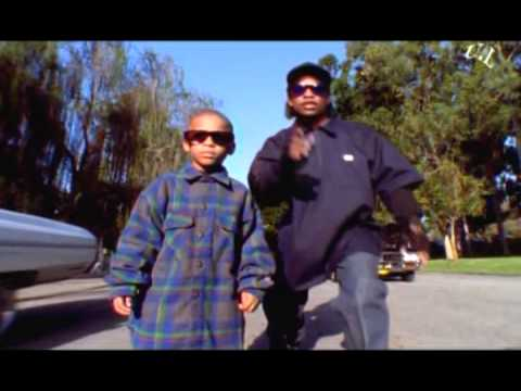 EAZY E  BOYZ IN THE HOOD   FANMADE MUSIC   REAL NWA FOOTAGE