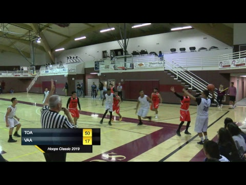 Hoops Classic 2019 (The Oaks Adventist Christian School v.s. Valley View Adventist Academy)