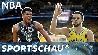 Die NBA-Playoffs starten: Unser Ausblick I Sportschau