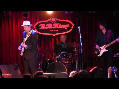 RONNIE EARL & the BROADCASTERS • Before You Accuse Me • 3/25/17 - B.B. King Blues Club NYC