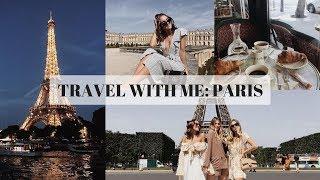 TRAVEL WITH ME: PARIS | Emma Rose