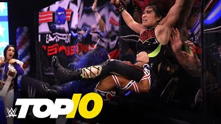 Top 10 NXT Moments: WWE Top 10, July 1, 2020