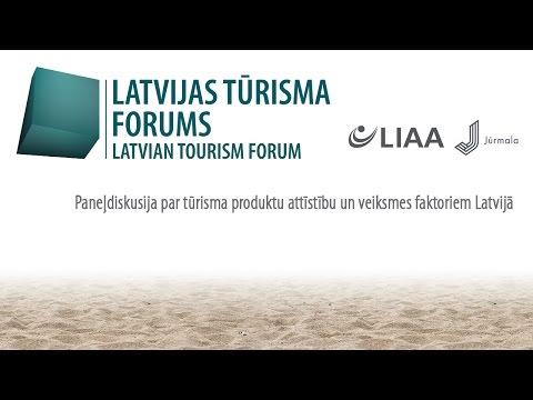Paneļdiskusija par tūrisma produktu attīstību un veiksmes faktoriem