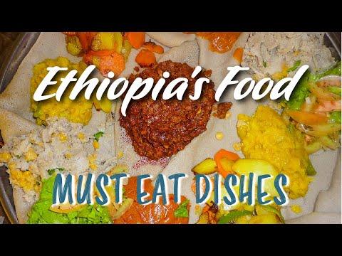 Ethiopian Food Tour – Tibs, Shiro, Doro Wet and More! [2019]