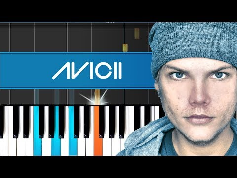AVICII PIANO TRIBUTE MIX  ◢ ◤ ♫ ♬