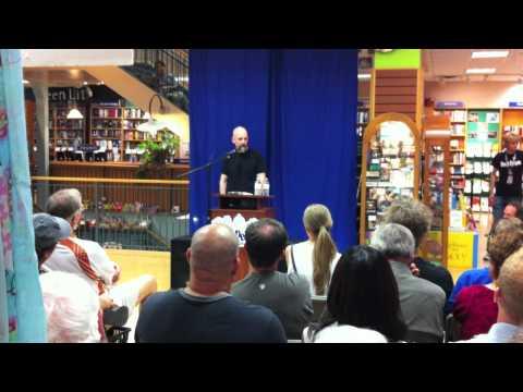 Neal Stephenson Q&A Part 1