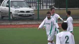 Muhammed DEMİR'den Süper Gol