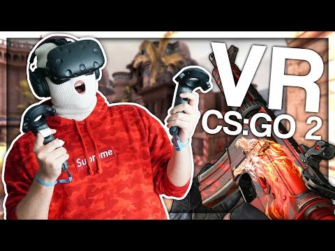 VIRTUAL REALITY CS:GO 2
