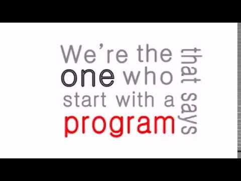 JAVA Programmer's song!!