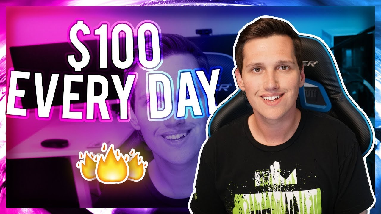 how to make 100 dollars as a kid per day scary simple