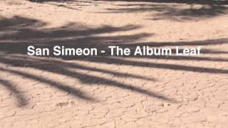 San Simeon - The Album Leaf