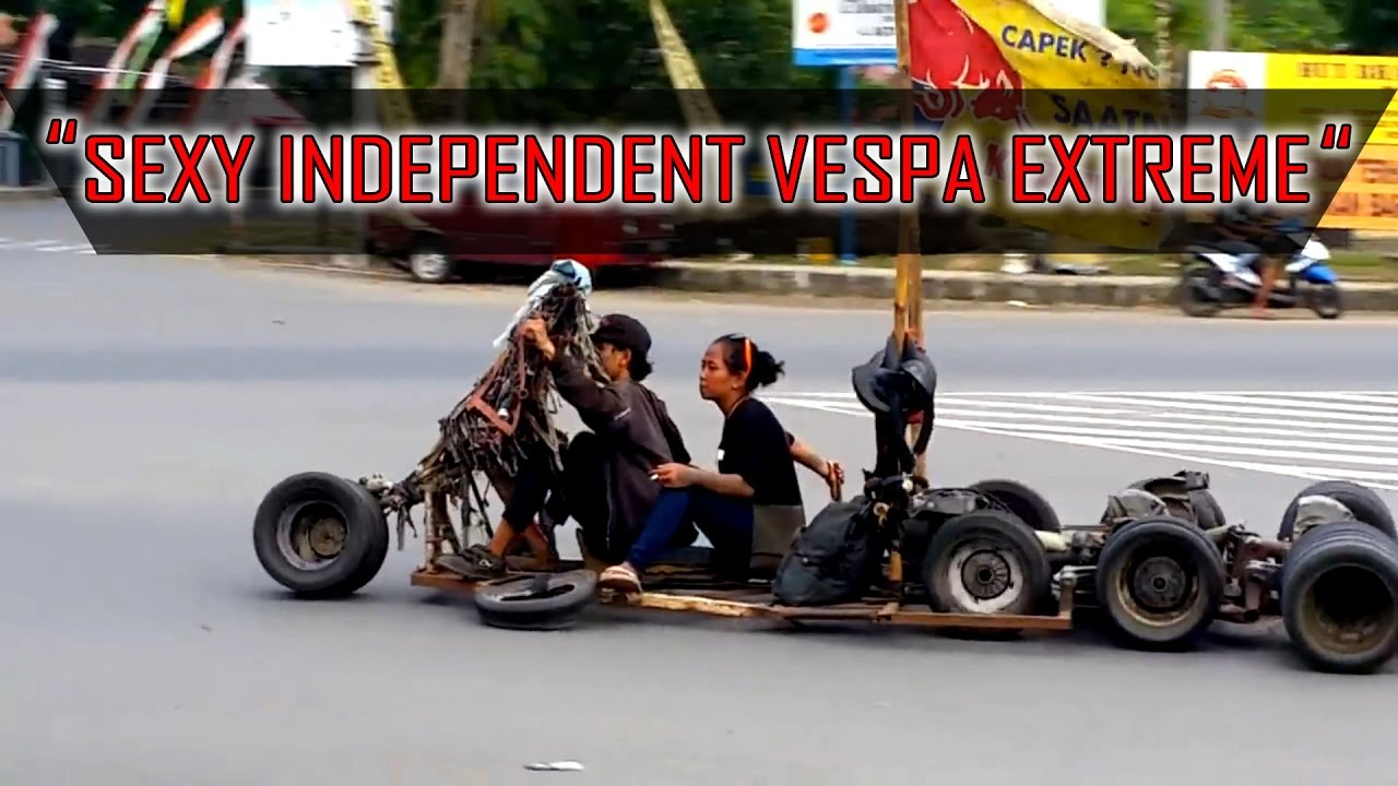 Sexy Independent Vespa Extreme Youtube