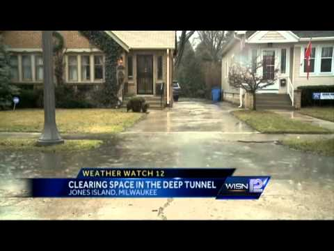 Milwaukee Metro Sewage District works to prevent basement backups