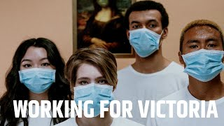 How to Apply for Working for Victoria Program