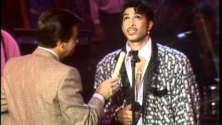 Dick Clark Interviews Andre Cymone - American Bandstand 1985