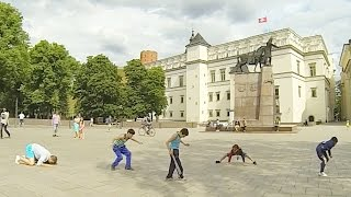 Azerbaijan BACKFLIP [KIDS EDITION]