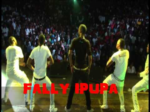 FALLY IPUPA LIVE à LUANDA 2011 Déjà dans les Bacs