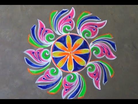 Amazing Rangoli Designs Kolam Designs Muggulu Designs