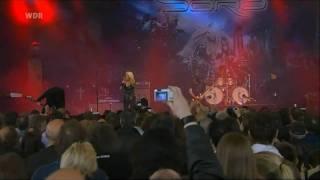 Doro - Earthshaker Rock (Live in Bonn, Museumsplatz, 2009) (Rockpalast) HD