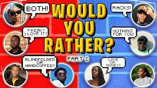 CRAZIEST WOULD YOU RATHER LOSE YOUR RELATIONSHIP OR LOSE YOUR YOUTUBE CHANNEL!!!. 😳💔 + MORE
