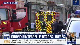 Prise d'otages: un habitant du quartier a assisté à l'assaut