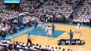 Dallas Mavericks vs Oklahoma City Thunder Game 2 | April 18, 2016 | NBA Playoffs 2016