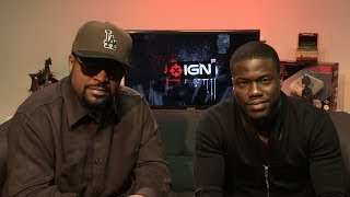 Ride Along - Stars Ice Cube and Kevin Hart Play Need For Speed - IGN Plays