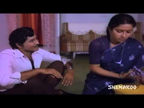 Suhasini jealous of her maid - Kongumudi movie scenes - Shoban Babu, Suhasini