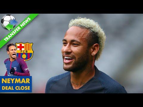 #FCB make NEYMAR offer | #GBTransferNews | Football Transfer UPDATE