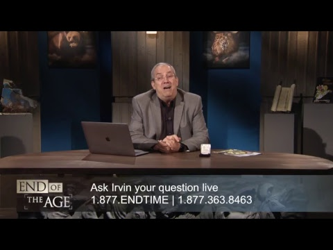 Trump Fulfills Prophecy   Irvin Baxter   End Of The Age LIVE STREAM