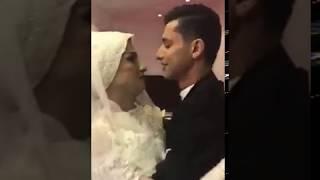 عريس وعروسة يوم فرحهم | حالات واتس رومنسي❤😍