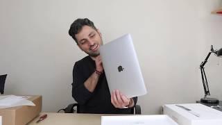 Yeni İş Ortağım: MacBook Pro Touch Bar - Kutu Açılışı