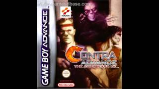 Contra Advance The Alien Wars EX Music - Level 1 (It's Time For Revenge)
