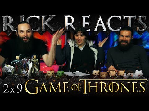"""RICK REACTS: Game of Thrones 2x9 """"Blackwater"""""""