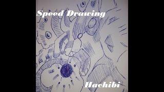 Speed Drawing-Hachibi( Naruto Shippuden)
