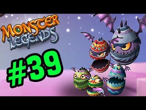 Monster Legends - Những Quả Trứng Ma Quái - Thế Giới Quái Vật #39