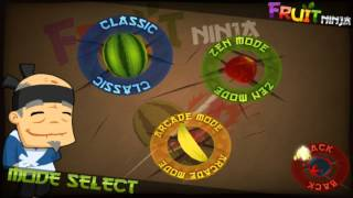 Ninja Fruit-Android Game Gameplay HD