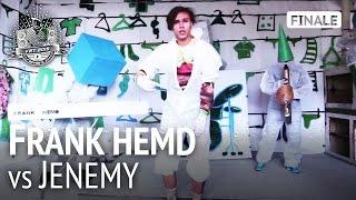Frank Hemd  vs. Jenemy | HR | VBT 2015 Finale
