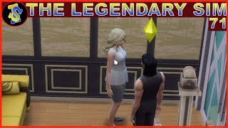 The Sims4 Let's Play The Legendary Sim EP71