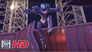 "CGI 3D Animated Short: ""Retrieve The Droid - By Anthill Studio"