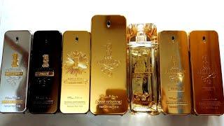 Paco Rabanne 1 Million Fragrance Line (2020)