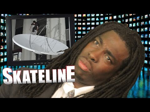 SKATELINE - Nyjah Huston ESPY, Jamie Foy, Ducky, Mike Arnold, Alexis Ramirez, Ace Pelka,
