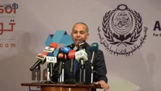 مصر العربية | وزير الصناعة يفتتح مؤتمر دعم المشروعات الصغيرة
