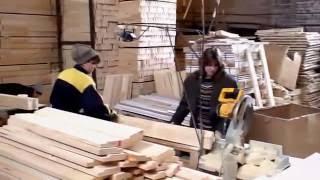 Вагонка деревянная - как производят вагонку(Купить вагонку деревянную различных пород древесины вы можете на сайте http://faneramonolit.ru/katalog-pilomaterialov/evrovagonka/..., 2016-05-31T08:13:03.000Z)